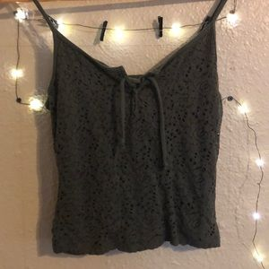Hollister | Lace Tank-Top